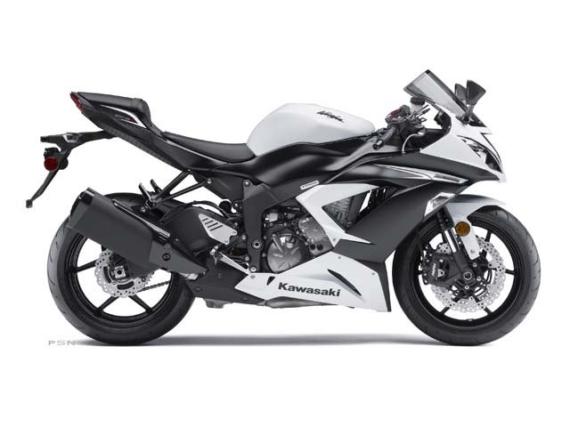 NEW 2013 ZX636! TRACTION CONTROL, CLUTCH ASSIST, AND SLIPPER CLUTCH INCLUDED!
