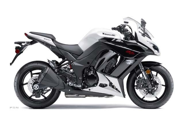 2013 Kawasaki Ninja 1000