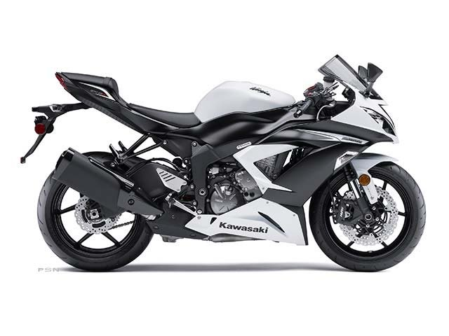 2013 Kawasaki Ninja ZX-6R ABS