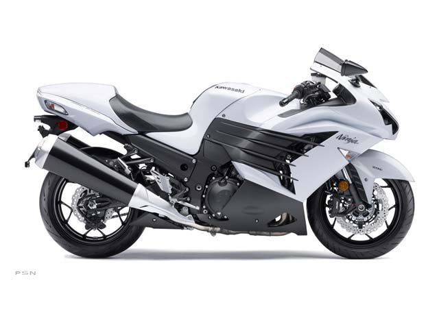 2013 Kawasaki Ninja ZX-14R