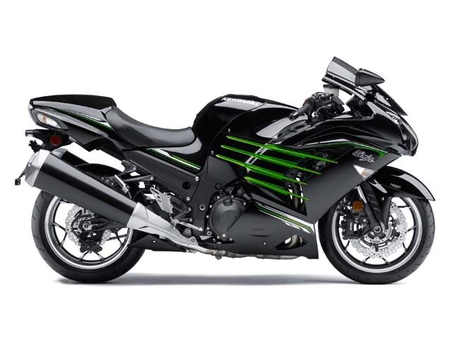 2013 Kawasaki Ninja ZX-14R ABS