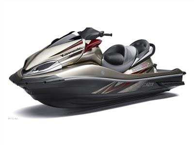 2013 Kawasaki Jet Ski Ultra 300LX