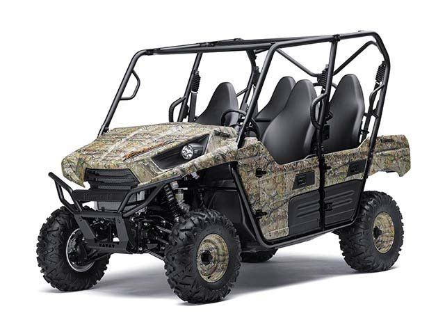 2013 Teryx4 750 4x4 EPS Camo