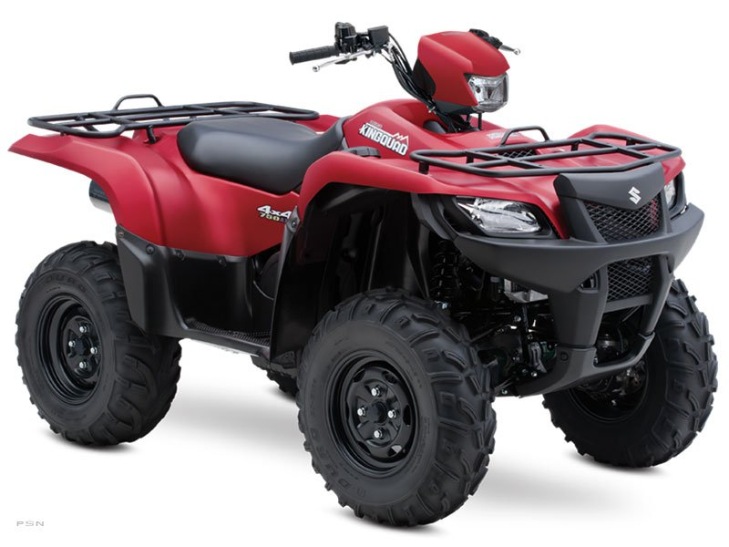 2013 Suzuki KingQuad 750AXi Power Steering 30th Anniversary Ed