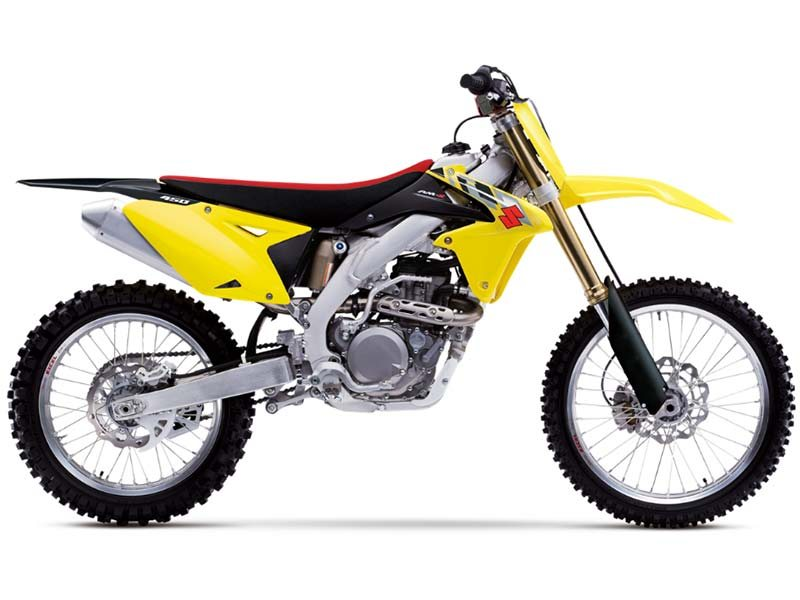 2013 Suzuki RM-Z450