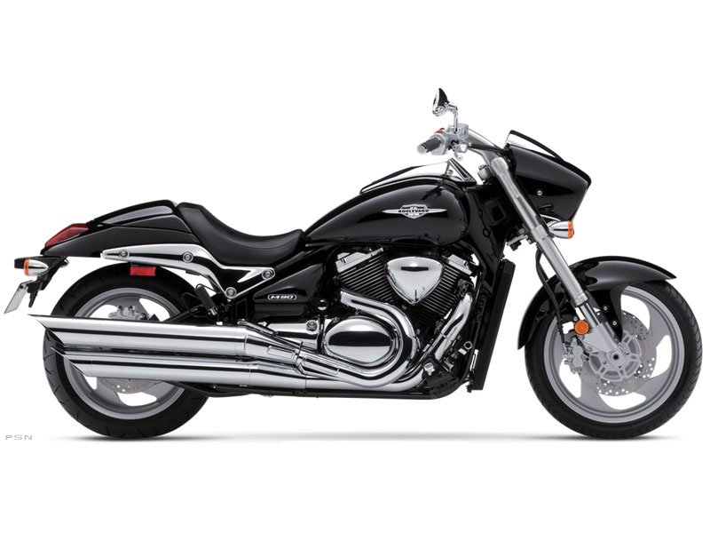 2013 Suzuki Boulevard M90 (Stock:100429)
