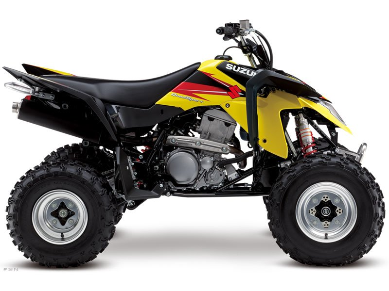 2013 Suzuki QuadSport Z400