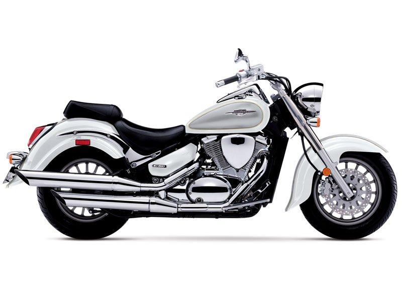 2013 Suzuki Boulevard C50 Special Edition