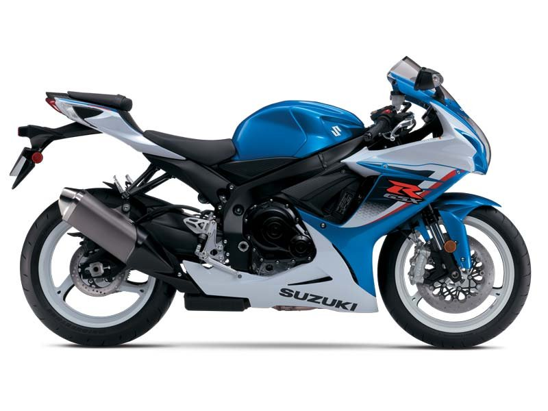 2013 Suzuki GSX-R600