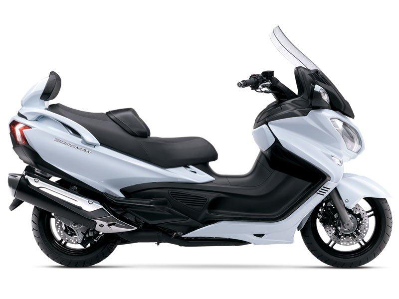 NEW 2013 Suzuki Burgman� 650 Exec