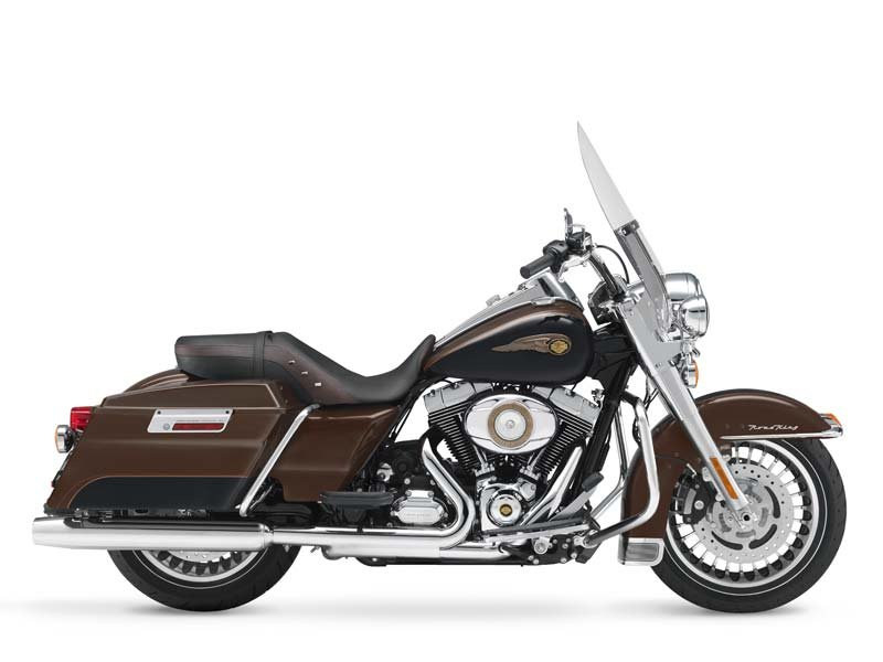 2013 Harley-Davidson FLHR-ANV Road King 110th Anniversary Edition