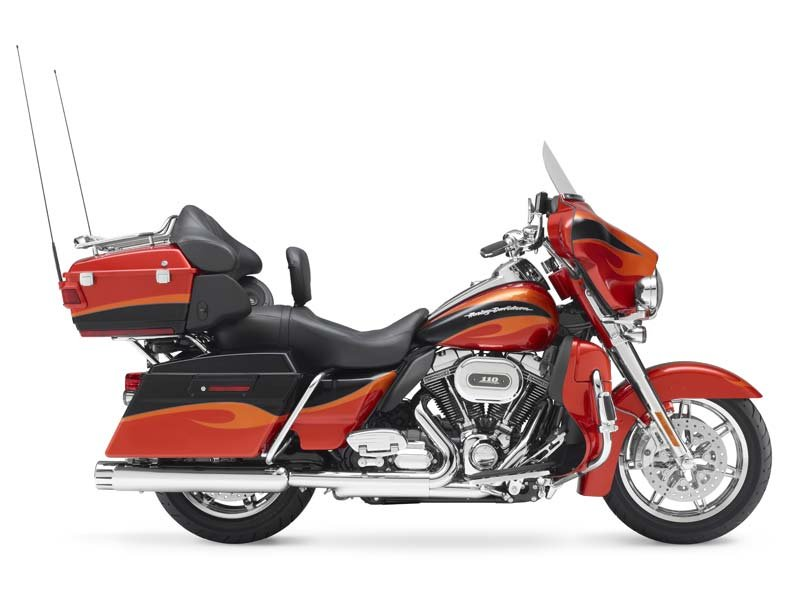 2013 FLHTCUSE8 CVO Ultra Classic Electra Glide