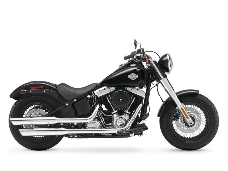 2013 FLS Softail Slim