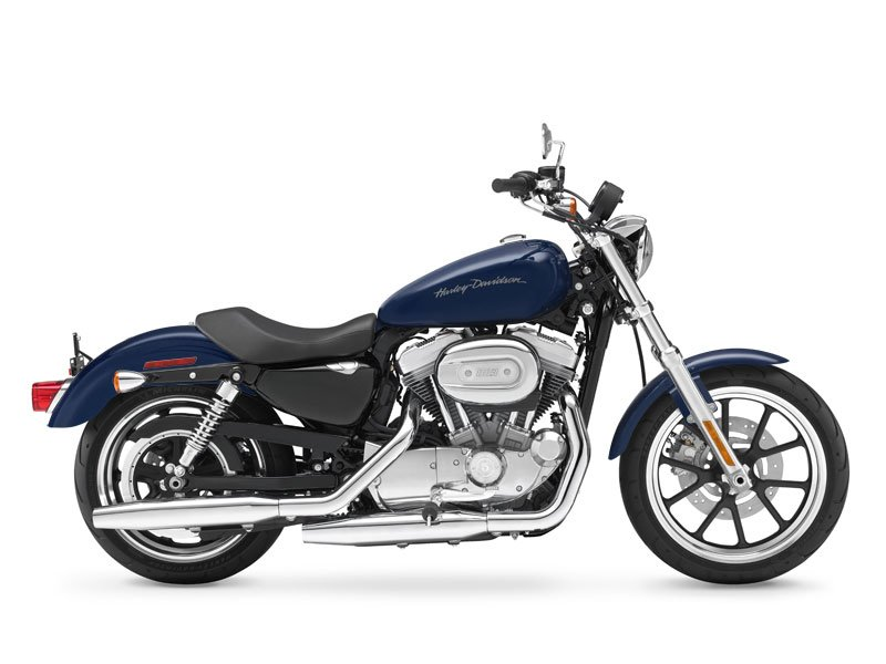 2013 Harley-Davidson XL883L Sportster 883 SuperLow
