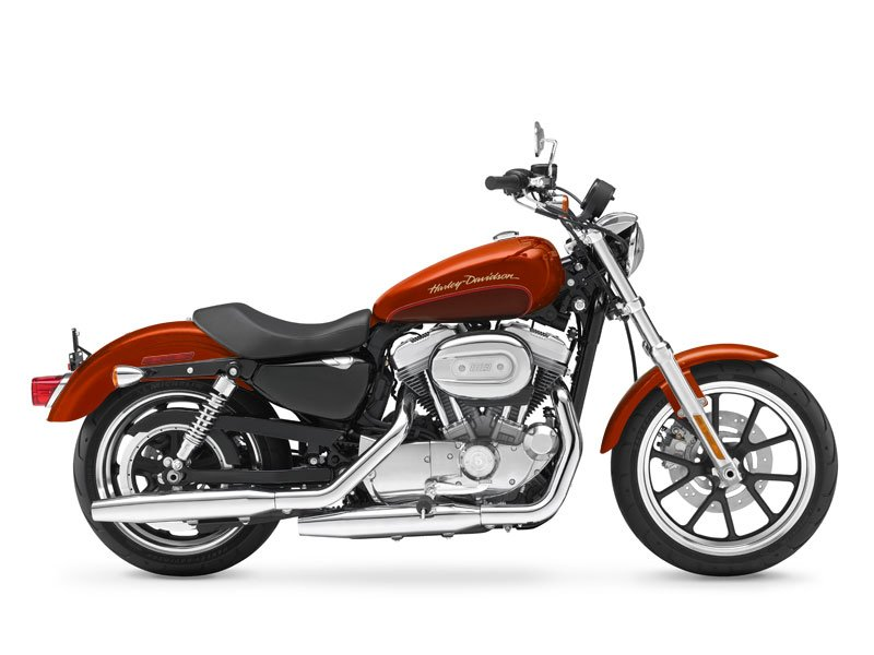 2013 XL883L Sportster 883 SuperLow