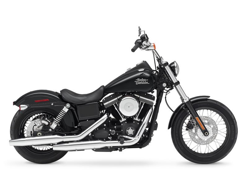 2013 Harley-Davidson FXDB Dyna Street Bob