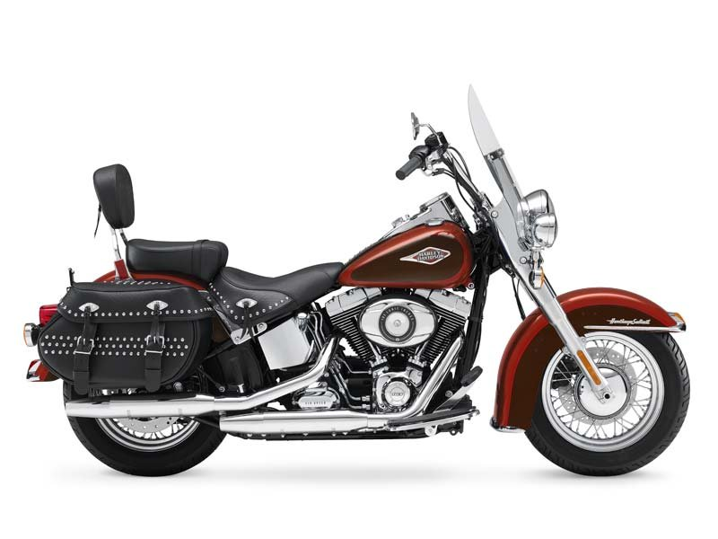 2013 FLSTC Heritage Softail Classic