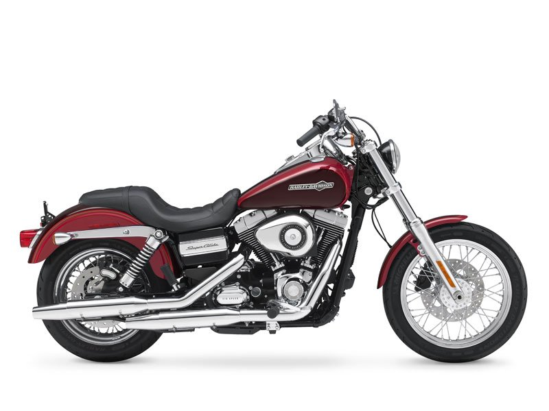 2013 Harley-Davidson FXDC Dyna Super Glide Custom