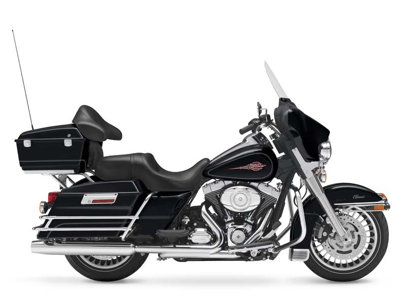 2013 FLHTC Electra Glide Classic