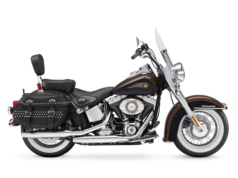 2013 Harley-Davidson FLSTC-ANV Heritage Softail Classic 110th Anniversa