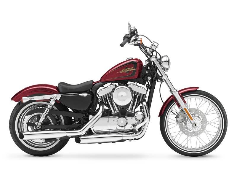 2013 Harley-Davidson Sportster® Seventy-Two®