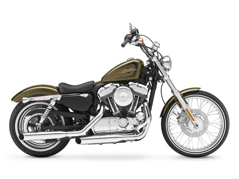 2013 Harley-Davidson XL1200V Sportster Seventy-Two