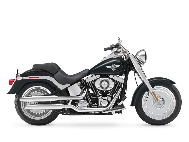 2013 FLSTF Softail Fat Boy