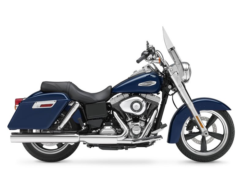 2013 Harley-Davidson FLD Dyna Switchback