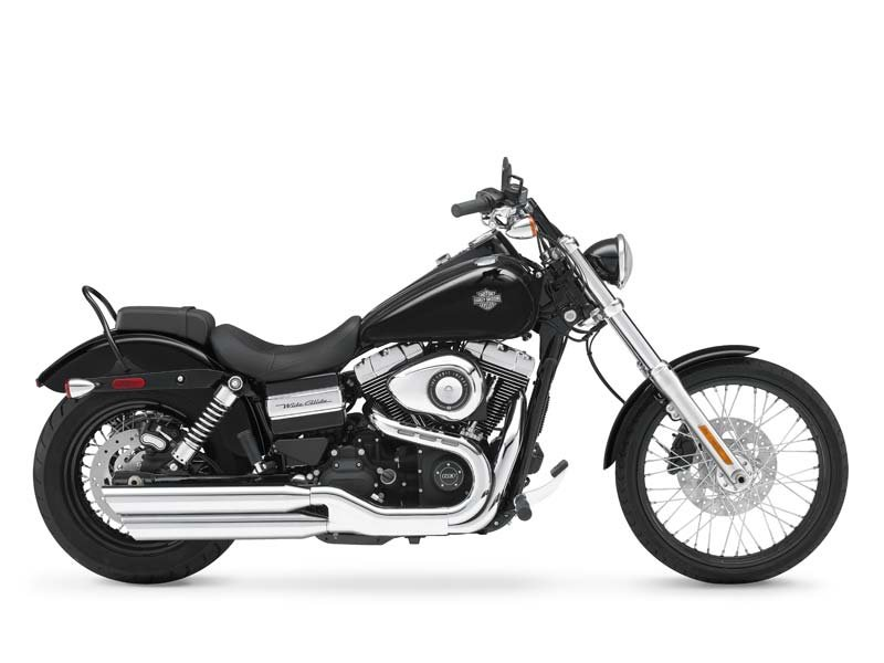2013 FXDWG Dyna Wide Glide