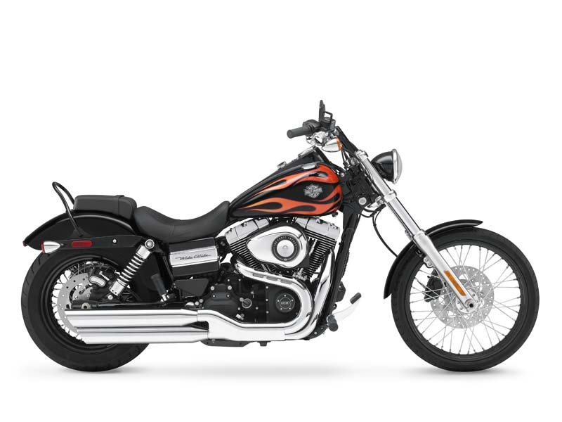 2013 Harley-Davidson FXDWG Dyna Wide Glide