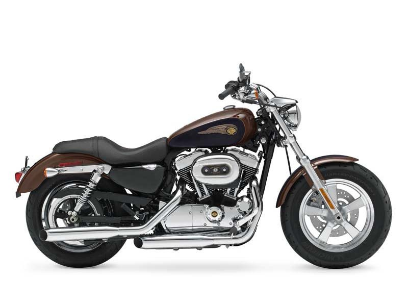 2013 Harley-Davidson XL1200C-ANV Sportster 1200 Custom 110th Anniversar