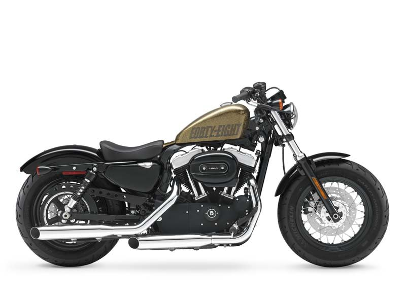 2013 XL1200X Sportster Forty-Eight