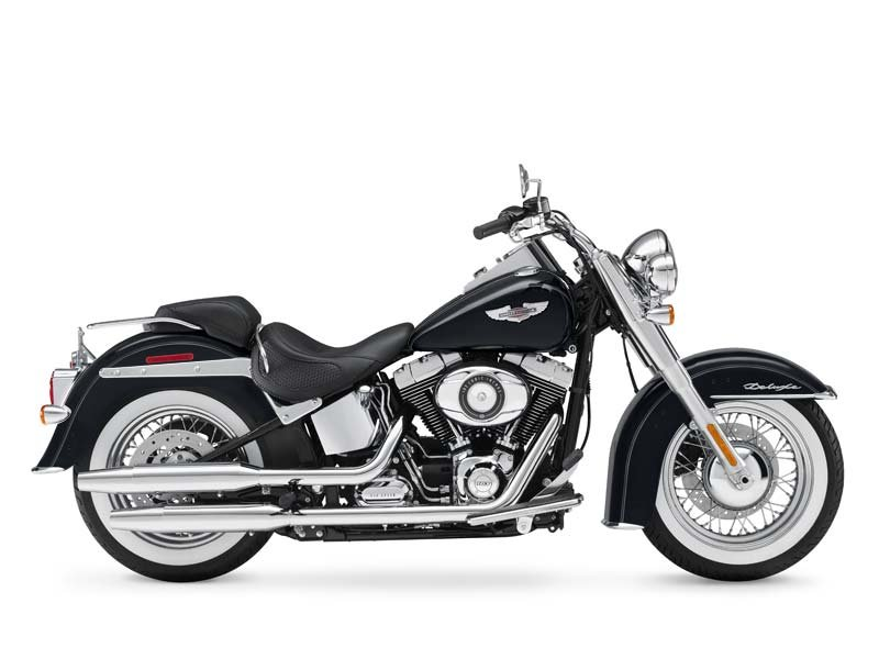 2013 Harley-Davidson FLSTN Softail Deluxe