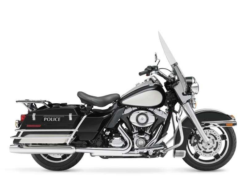 2013 Police Road King