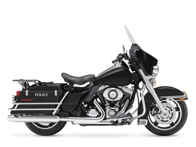 2013 Harley-Davidson Police FLHTP Electra Glide