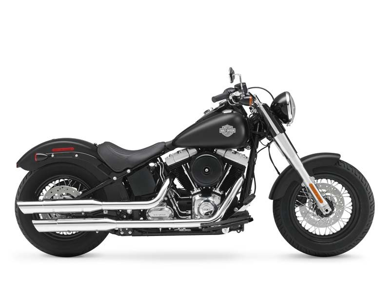 2013 Harley-Davidson FLS Softail Slim