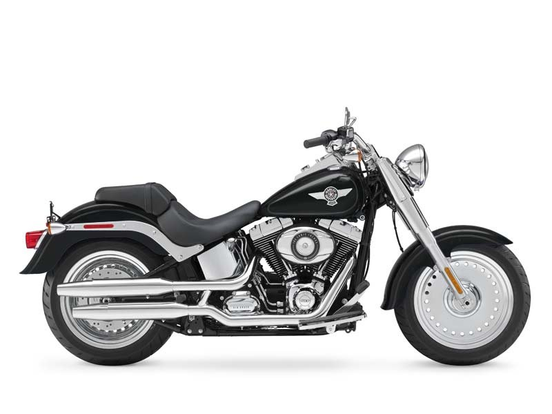 2013 Harley-Davidson FLSTF Softail Fat Boy