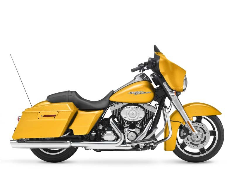 2013 FLHX Street Glide