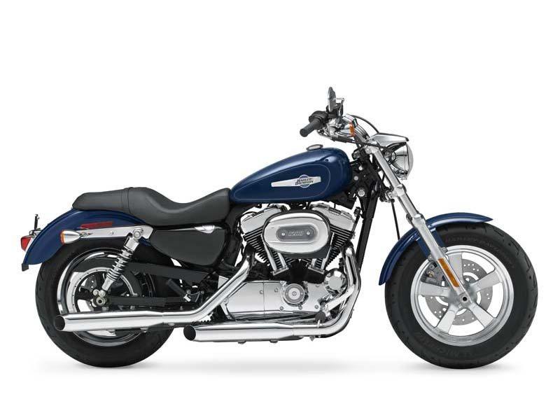 2013 Sportster 1200 Custom