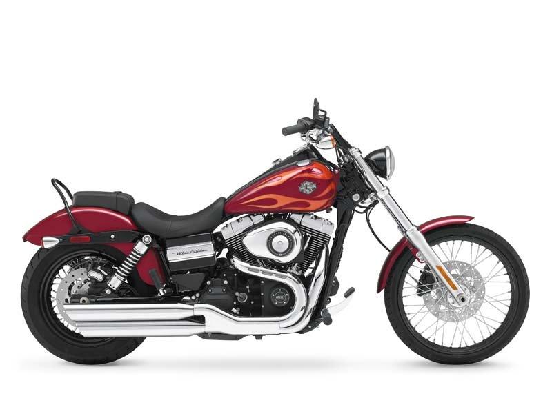 2013 Harley-Davidson FXDWG Dyna® Wide Glide®