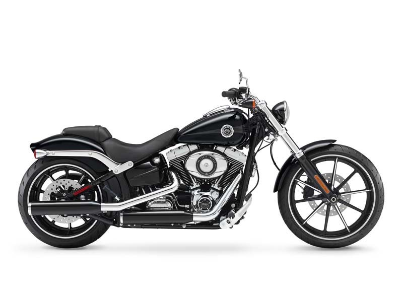 2013 Harley-Davidson FXSB Breakout