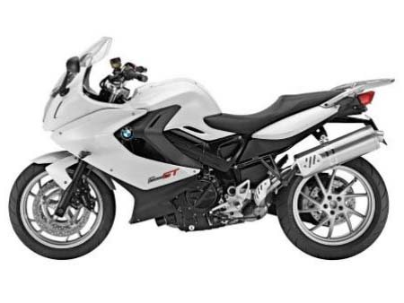 2013 BMW F 800 GT