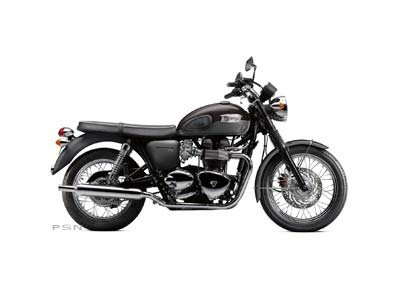 2013 Triumph Bonneville T100 - Phantom Black / Graphite