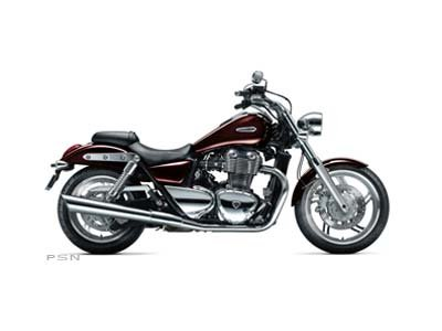 2013 Triumph Thunderbird ABS - Marble Red Haze