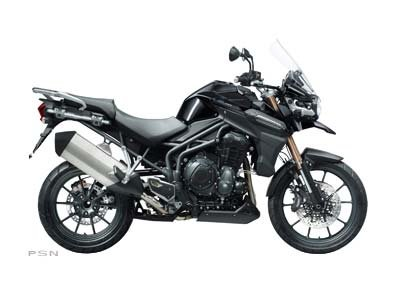 Includes Triumph Value Added Accessories, Panniers kit, heated seat and heated grips.