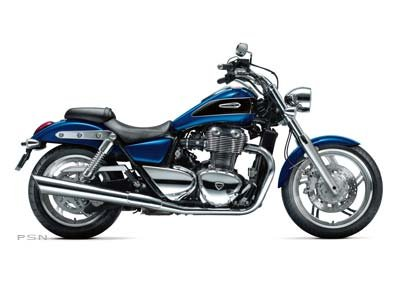 2013 Triumph Thunderbird ABS - Caspian Blue / Phantom Black