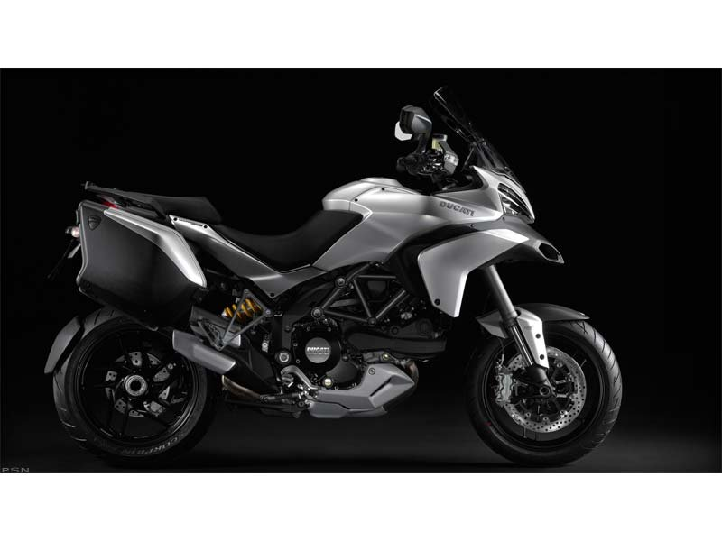 2013 Ducati Multistrada 1200 S Touring