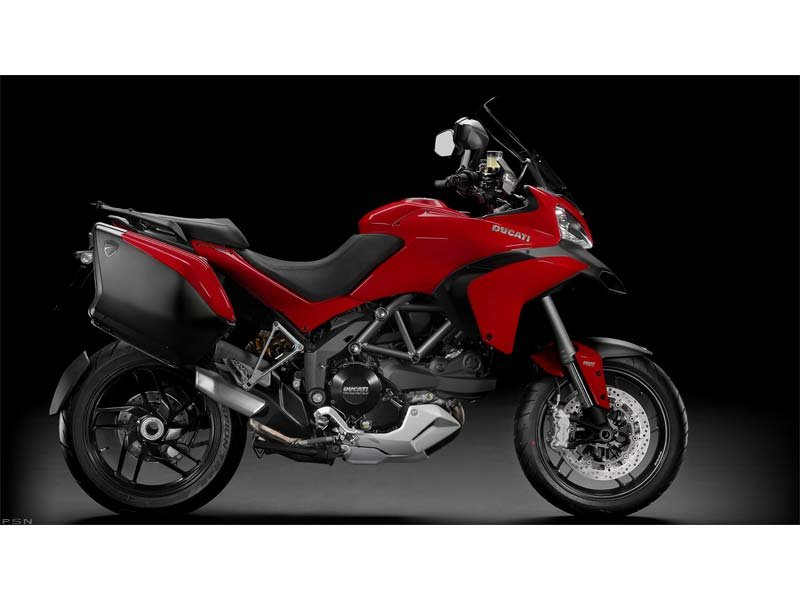 2013 Multistrada 1200 S Touring