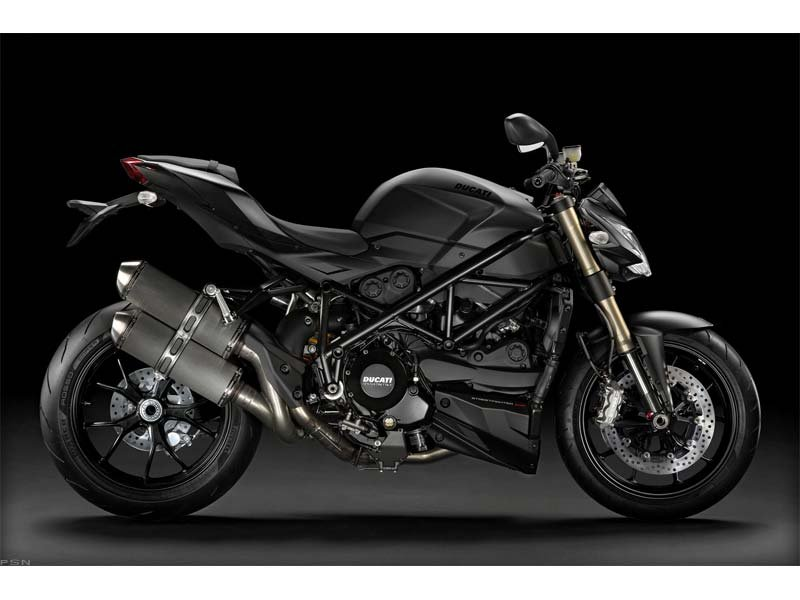 2013 Ducati Streetfighter 848