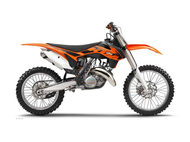 2013 KTM 125 SX